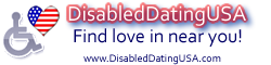 Disabled Dating USA Logo